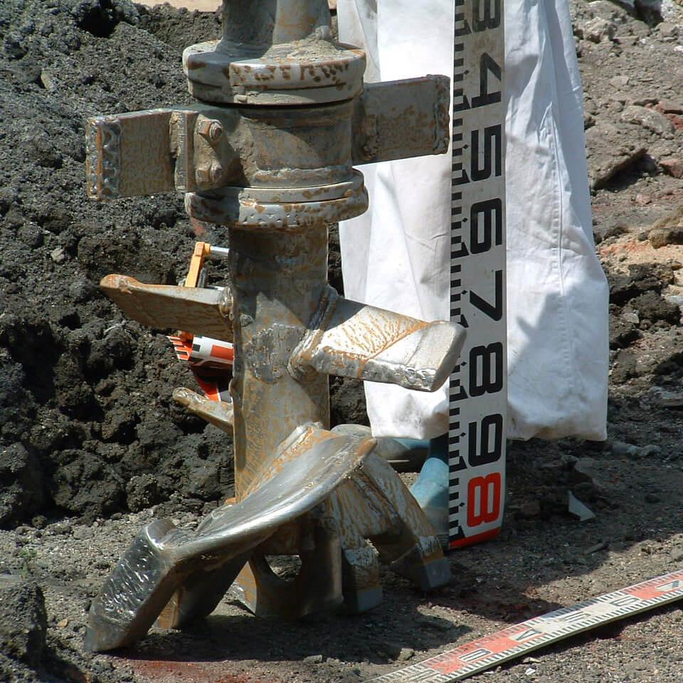 家づくりの流れ 地盤調査、地盤改良