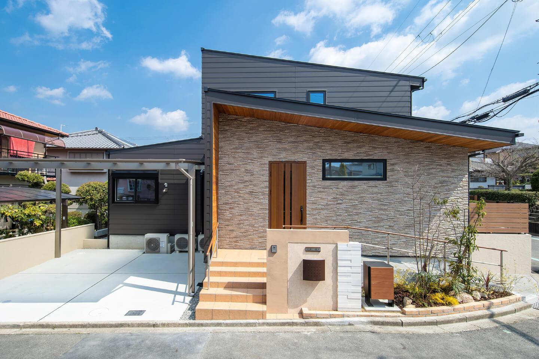 高性能住宅 建築実例